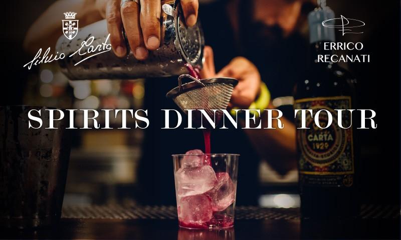 Spirit Dinner Tour
