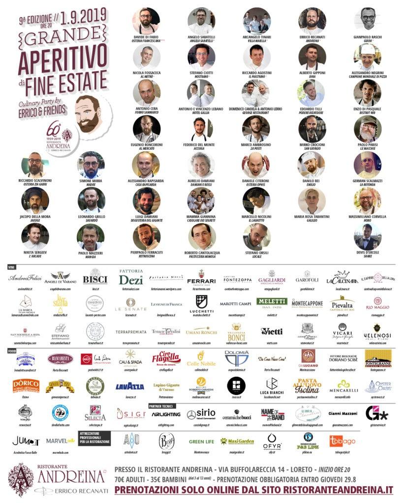 ERRICO RECANATI RISTORANTE ANDREINA Locandina GAFE 2019_Vagg03