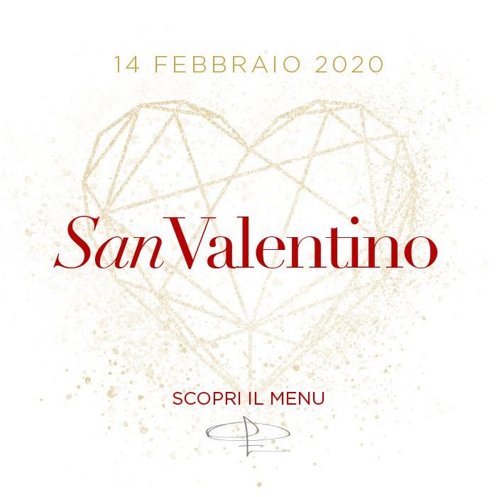 Menù San Valentino 2020 Errico Recanati