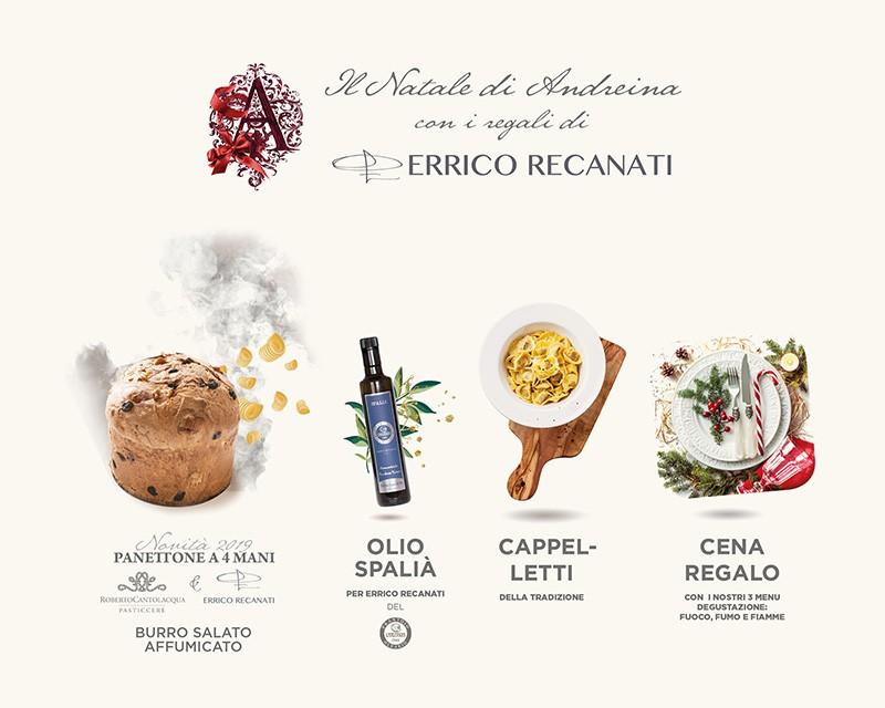 News Regali Natale di Errico Recanati